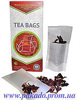 Фильтр-пакеты для чая, на ЧАЙНИК (100шт/упаковка) - Харьков