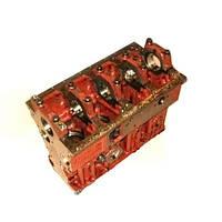 Блок цилиндров Д243 (на 3 втулки для распредвала) (пр-во ММЗ), 240-1002001-Б2