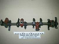 Механизм коромысел Д-240 (пр-во ММЗ), 240-1007100-Б1