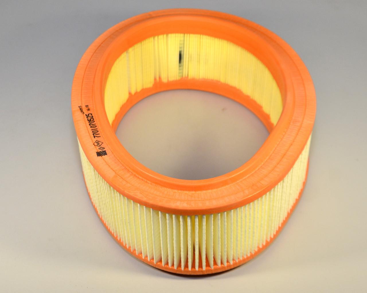 Фильтр воздуха 1.4i (PX A1278) на Renault Kangoo + Nissan Kubistar 01->08 — RENAULT (Оригинал) - 7701070525