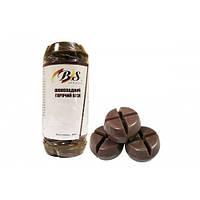Воск в таблетках шоколадный, 500 гр