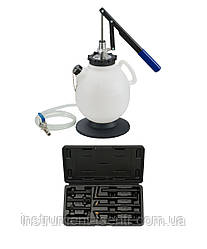 Установка для подачи масла в АКПП FORCE 908T9 (ручная) 8 пр.