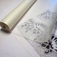 Калька бумага А (под тушь) 878мм х 40м (10,20,40метров)