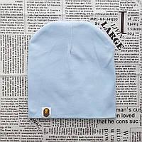 Шапка детская Варе голубая