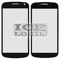 Стекло корпуса для мобильного телефона Samsung I9250 Galaxy Nexus, черное