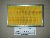 Фильтр кабинный (В 4701 М.01)  (МТЗ,ГОМСЕЛЬМАШ) (ДИФА), 80-8104070