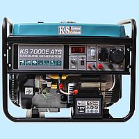 Генератор бензиновый Konner & Sohnen KS-7000E ATS (5 кВт)