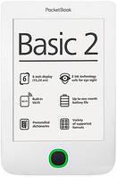 "Электронная книга 6"" PocketBOOK 614 Basic белая (PB614-D-CIS)"