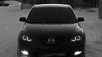 Ангельские глазки CCFL Мазда 3, Mazda 3