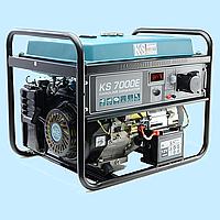 Генератор бензиновый Konner & Sohnen KS-7000E (5 кВт)