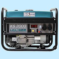 Генератор бензиновый Konner & Sohnen KS-3000 (2.6 кВт)