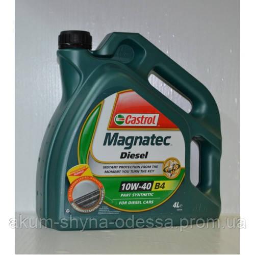 Castrol Magnatec 10W-40 4l diesel