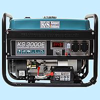 Генератор бензиновый Konner & Sohnen KS-3000E (2.6 кВт)