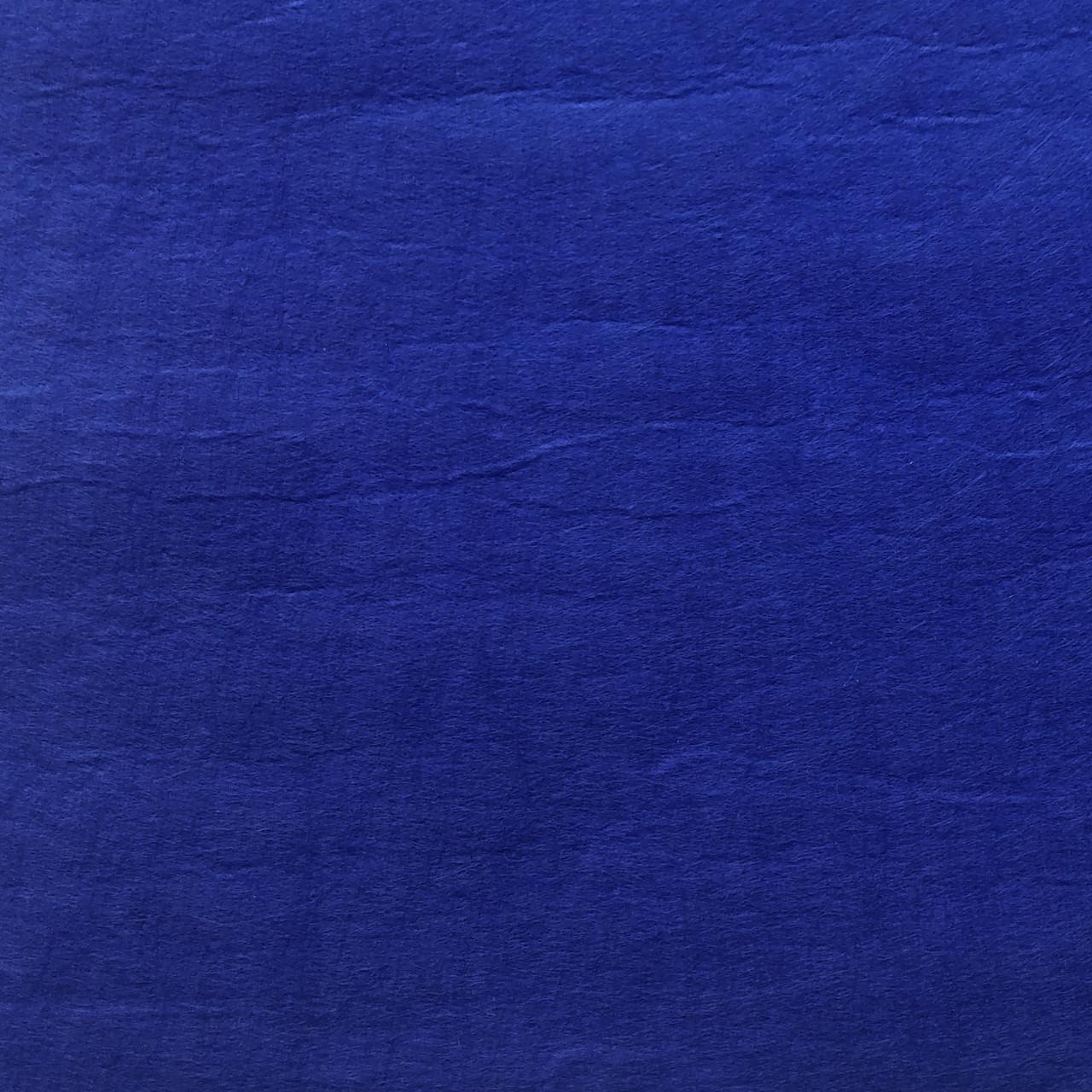 Фетр жесткий 1 мм, 20x30 см, ТЕМНО-СИНИЙ