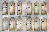 Варианты наполнения шкаф-купе 1000-1100