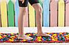 Ортопедичний масажний килимок - знахідка в боротьбі з плоскостопістю