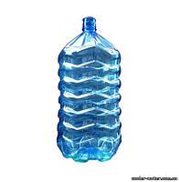 Бутыль для воды 18,9 л. без ручки. Полиэтилен