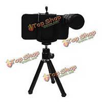 Оптический объектив камеры iPhone 4 8 х зум