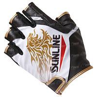 Перчатки Sunline STATUS DRY GLOVE STG-305 золотые