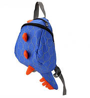 Детский рюкзак Дракон. Синий