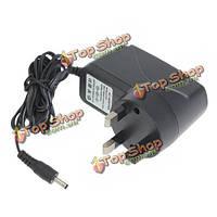 Великобритания 5В 1А USB зарядное устройство адаптер с USB-кабель для планшета