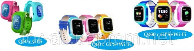 Где купить часы с GPS для детей? У нас! Интернет-магазин Модная покупка