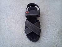 Мужские кожаные сандалии большие размеры 46-49 р-р
