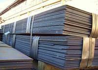 Лист стальной 125 мм сталь 09г2с