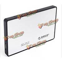 Ультра-тонкий 2.5-дюймов Orico 2588us3 USB 3.0 ESATA многоцветный внешний жесткий диск корпус