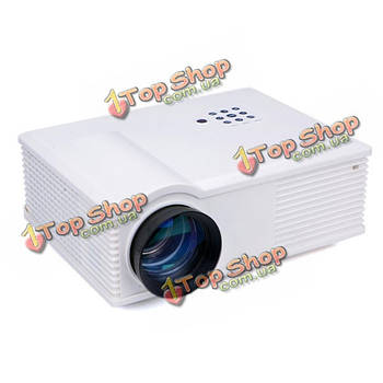 Проектор Ph500 800 х 600 2800lm LED домашний кинотеатр VGA AV HDMI USB