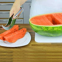 Нож для чистки и нарезки арбуза дольками - Angurello Genietti