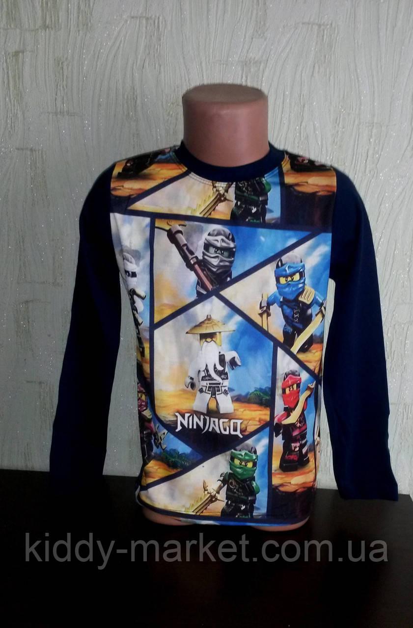Джемпер  для мальчика Ниндзяго,ниндязго Ninjago,Нинзяго