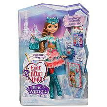 Кукла Эшлин Элла Эпическая зима Ever After High Epic Winter Doll  Ashlynn Ella