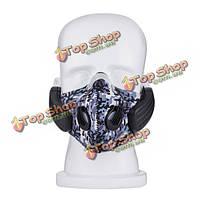 Беспроводной костной проводимости наушники анти маску загрязнения