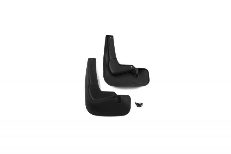 Бризковики передні для Peugeot 4008 2012 - вн. комплект 2шт поліуретан NLF.38.22.F13