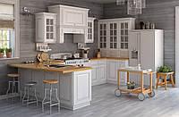 Кухня из массива дерева 005