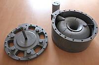 Двухкомпонентный литьевой полиуретан Кромколаст 10 для литья кромки и технических деталей, фото 1