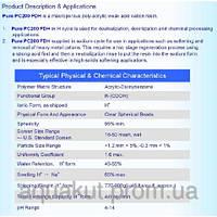 Ионообменная смола PC 200 FDH