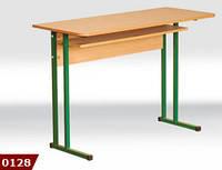 Стол лабораторный ХИМИЯ с пластиковой столешницей №6 1200х600х760