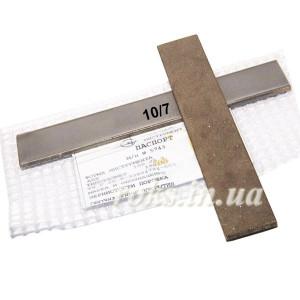 Эльборовый брусок 100/80  для Hapstone PRO (точилка для ножей) 150х25х3 мм на металлической связке