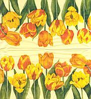 Салфетка декупажная Жёлтые тюльпаны 2870