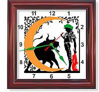 Настенные часы   Телец