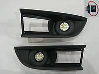 Противотуманные фары Ford Transit 2006- (комплект - 2шт) /LED