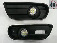 Противотуманные фары Volkswagen Transporter T4 (комплект - 2шт) /LED