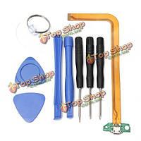 Микро-USB порт зарядки и инструменты 728692-001 729741-001 запчасти для HP шифер 7