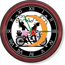 Настенные часы Близнецы