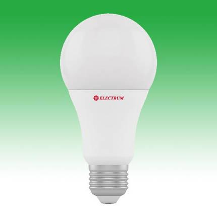 Светодиодная лампа LED 12W 2700K E27 ELECTRUM LS-14 (A-LS-0443), фото 2