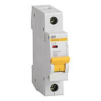 Автоматический выключатель ВА47-29М 1п, С, 6А, IEK