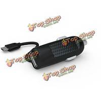 Ldnio DL-c25 5V 2.1a автомобильное зарядное устройство с USB-кабель для телефона/планшета