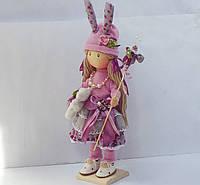 Авторская  кукла - ЗАЙКА (063)709-70-52